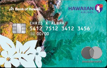 Hawaiian Airlines® MasterCard®   Hawaiian Airlines