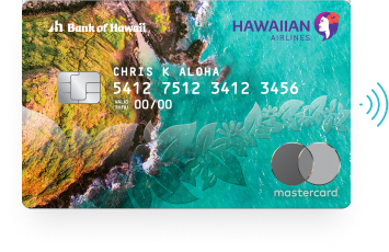 Earn 70,000 Bonus HawaiianMiles
